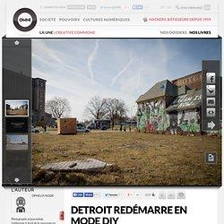 Detroit redémarre en mode DIY
