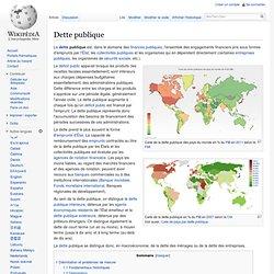 Dette publique - Wikipédia-Mozilla Firefox