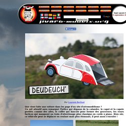 Deudeuch volante de Laurent Berlivet