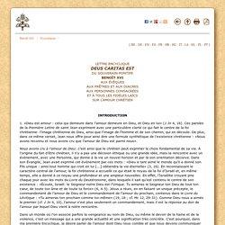 L'amour chrétien (2005) {Benoît XVI}