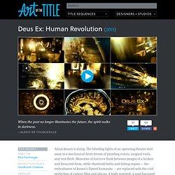 Deus Ex: Human Revolution (2011