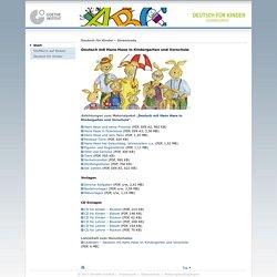 Deutsch für Kinder – Downloads-Goethe-Institut