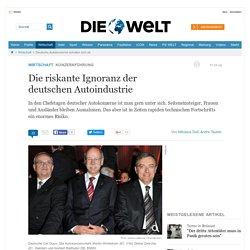 Deutsche Autokonzerne schotten sich ab