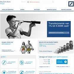 Deutsche Bank - Deutsche Bank Belgium