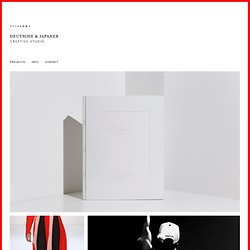 DEUTSCHE & JAPANER - Creative Studio - projects