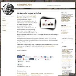 Die Deutsche Digitale Bibliothek