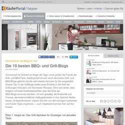 Deutsche BBQ- und Grill-Blogs im Test: Das sind die 10 Besten