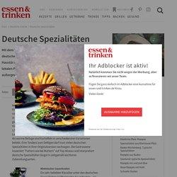 Deutsche Spezialitäten