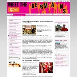 Die Deutschen und die Schnäppchen-Goethe-Institut