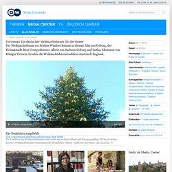 deutscher Weihnachtsbaum für die Queen