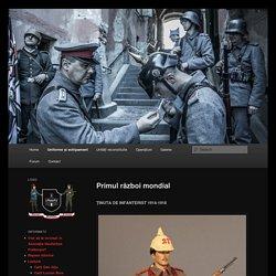 Primul război mondial - Deutsches FreikorpsDeutsches Freikorps