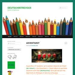 Deutsch mit Spaß lernen