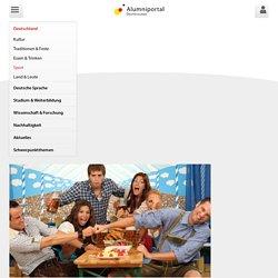 Regionale Sportarten - Alumniportal Deutschland