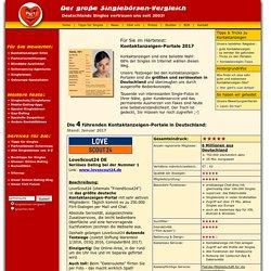 Online partnersuche portale