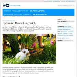 Ostern im Deutschunterricht