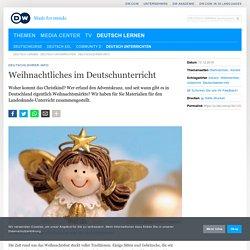 Weihnachtliches im Deutschunterricht