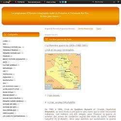 Les deux guerres du Golfe. - Le blog de bacpro13.over-blog.com