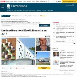 Un deuxième hôtel ÉcoNuit ouvrira en 2017