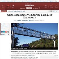 Quelle deuxième vie pour les portiques Ecomouv'?
