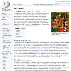 Empire ottoman - DEVCHIRMÉ enlèvement d'enfants chrétiens