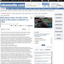 Web Buzz autour de l'été varois agité de Devedjian et Madelin en 1965