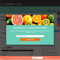 DJDESIGNERLAB - Find All Your Design Inspirations From This Laboratory