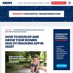How to Develop and Grow Your Women Health Tracking App in 2020?