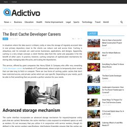 The Best Cache Developer Careers