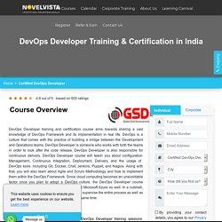 DevOps Developer Certification