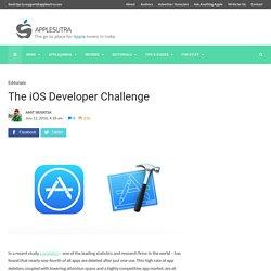 The iOS Developer Challenge - Applesutra