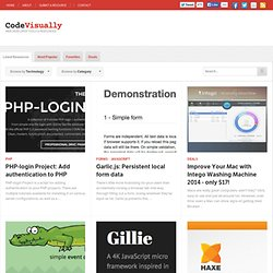 Web Developer Resources & Tools