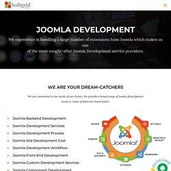 Hire Joomla Developer - Joomla Development Company