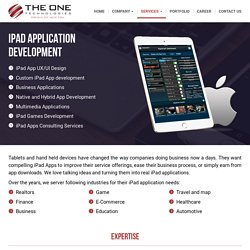 iPad Apps and Games Developer