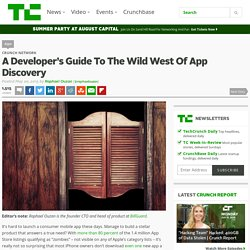 A Developer's Guide To The Wild West Of App Discovery