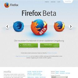 Laden Sie Firefox Developer Edition oder Beta herunter & helfen Sie, den nächsten Firefox zu gestalten
