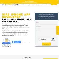 iPhone App Development Experts