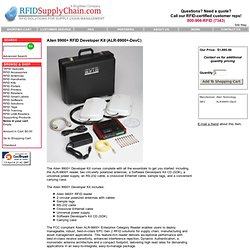 Alien 9900 RFID Developer Kit ALR-9900-DevC by RFIDSupplyChain.com