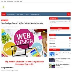 Best Solution Website Education
