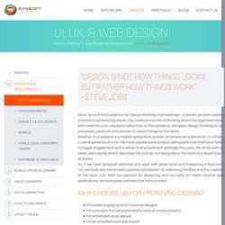 UI/UX Web Design Company