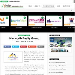 maxworth realty reviews, maxworth realty cheating, maxworth realty complaints