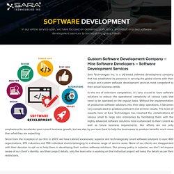 Hire Software Developers - Custom Software Development Company