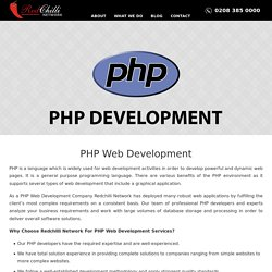 PHP Developers London - PHP Development Company London UK