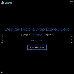 Mobile App Developers Denver