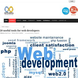 Useful tools for web developers