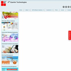 4QT Consultant Management Software