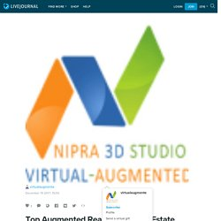 Top Augmented Reality with Real Estate Virtual Reality Developers?: virtualaugmente