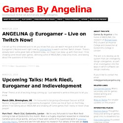 Games By Angelina