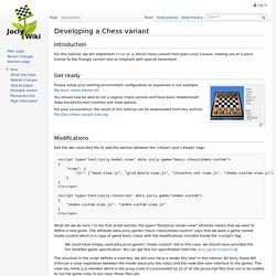 Developing a Chess variant - Jocly Wiki