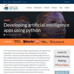 How to Build AI Using Python?