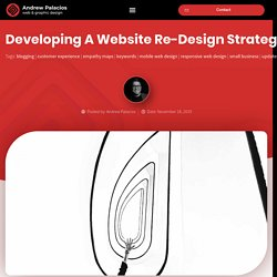 Developing A Website Re-Design Strategy For 2020